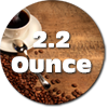 2.2 Ounce Coffee