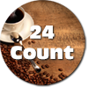 24 Pack Coffee K-Cups